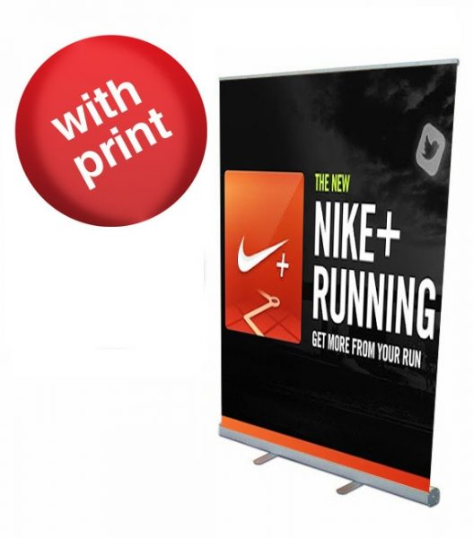 Retractable Roll Up Banner 57″ x 78″