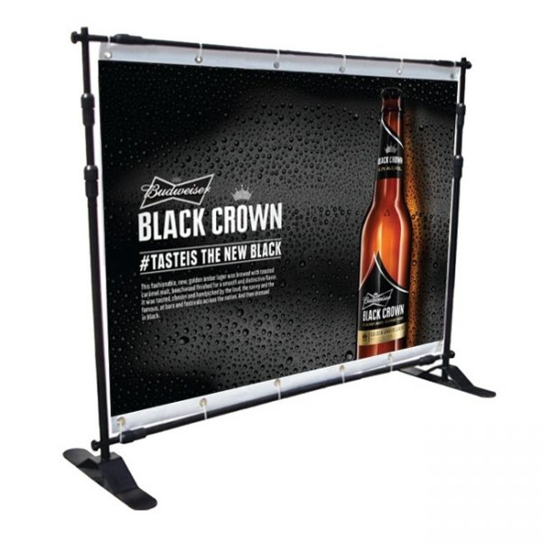 Heavy Duty 10ft x 10ft Banner Stand